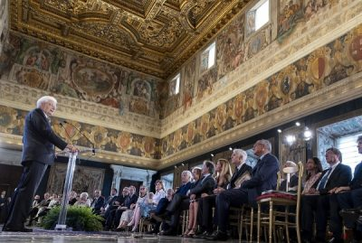 "Roma, ""Quirinale contemporaneo"", arte e design"